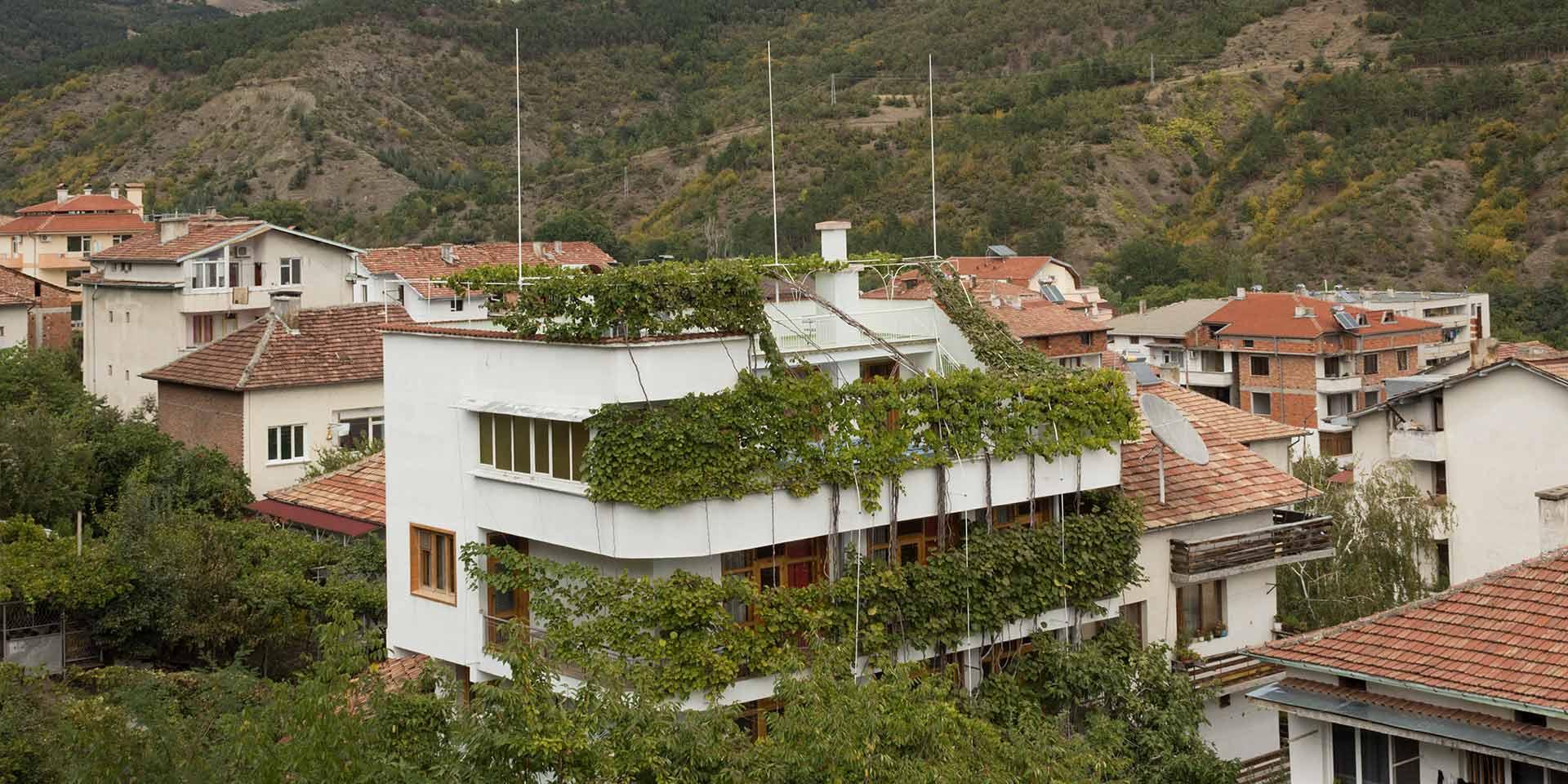 Къща за гости на семейство Ингови в курортен град Сандански
